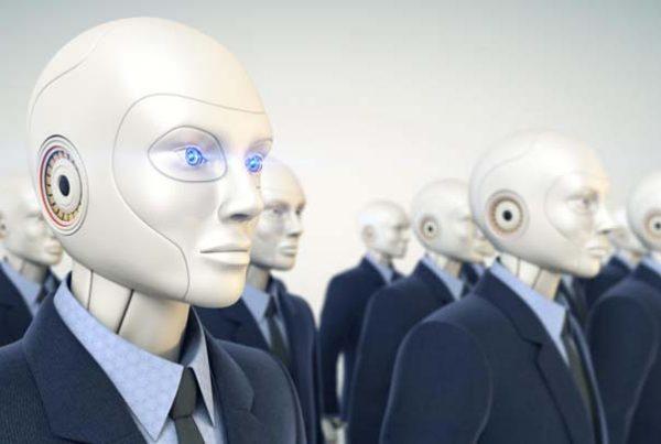 Robotica. Robots humanoides