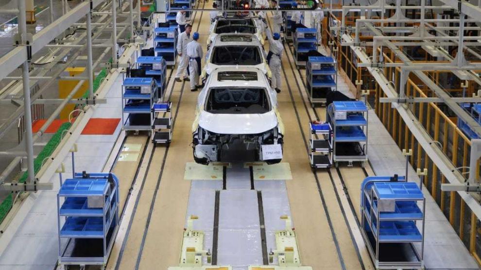 La industria del automóvil frente al coronavirus