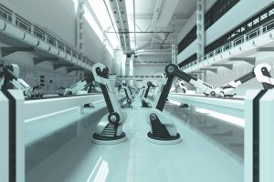 Robótica en Industria 4.0
