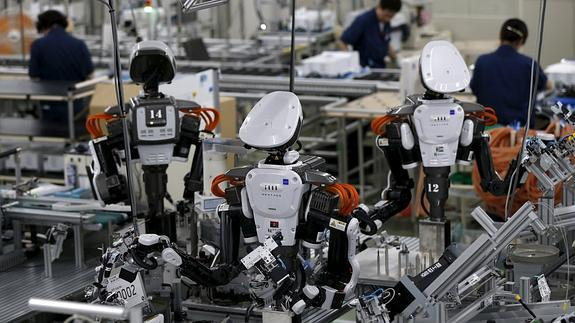 Ingeniero 4.0 y robótica colaborativa