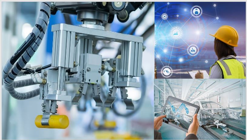 La industria 4.0: industria conectada e inteligente