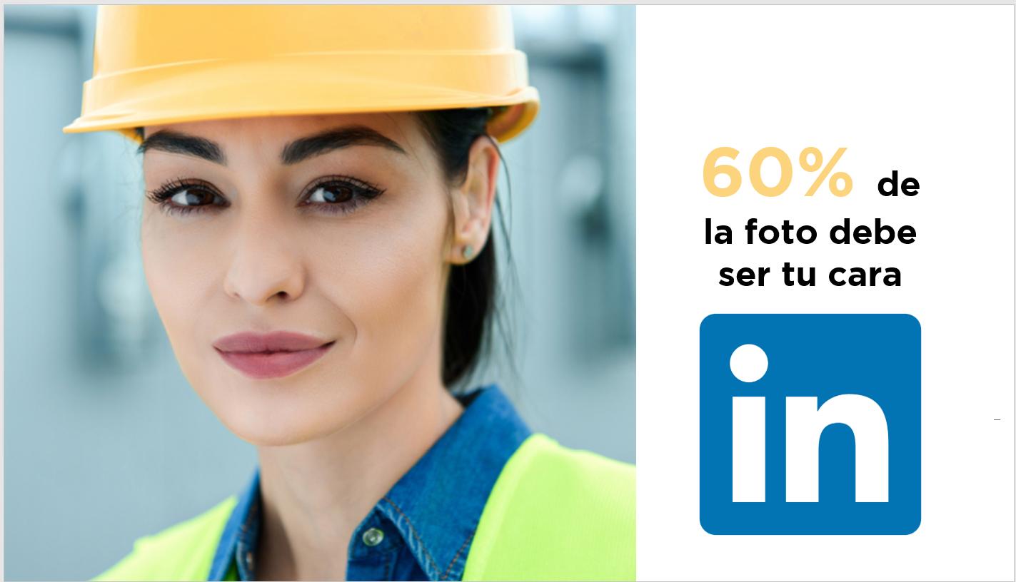 La imagen del perfil de LinkedIn es esencial | Cuidar este detalle es clave