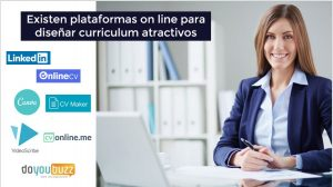 Plataformas digitales para crear tu CV on line