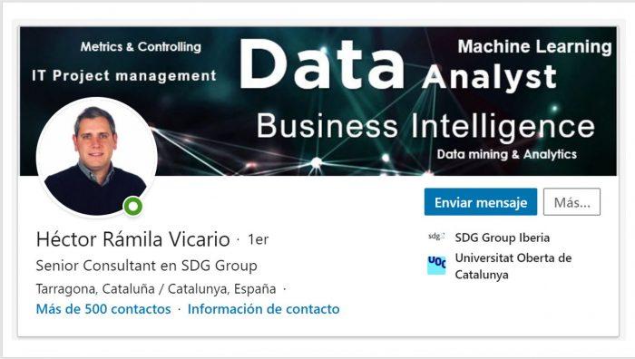 Foto de portada perfil de LinkedIn | Buscar empleo en LinkedIn