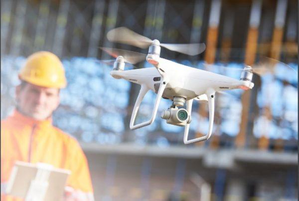 Drones para prevención de riesgos laborales
