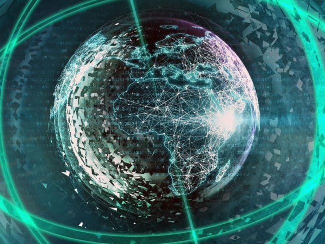Gemelo digital de la Tierra