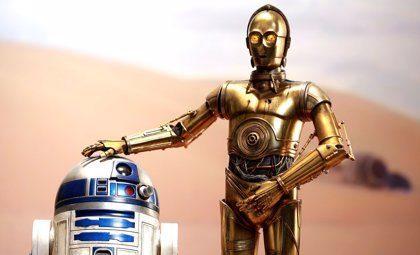 C3PO Y R2D2 Star War | Dynatec