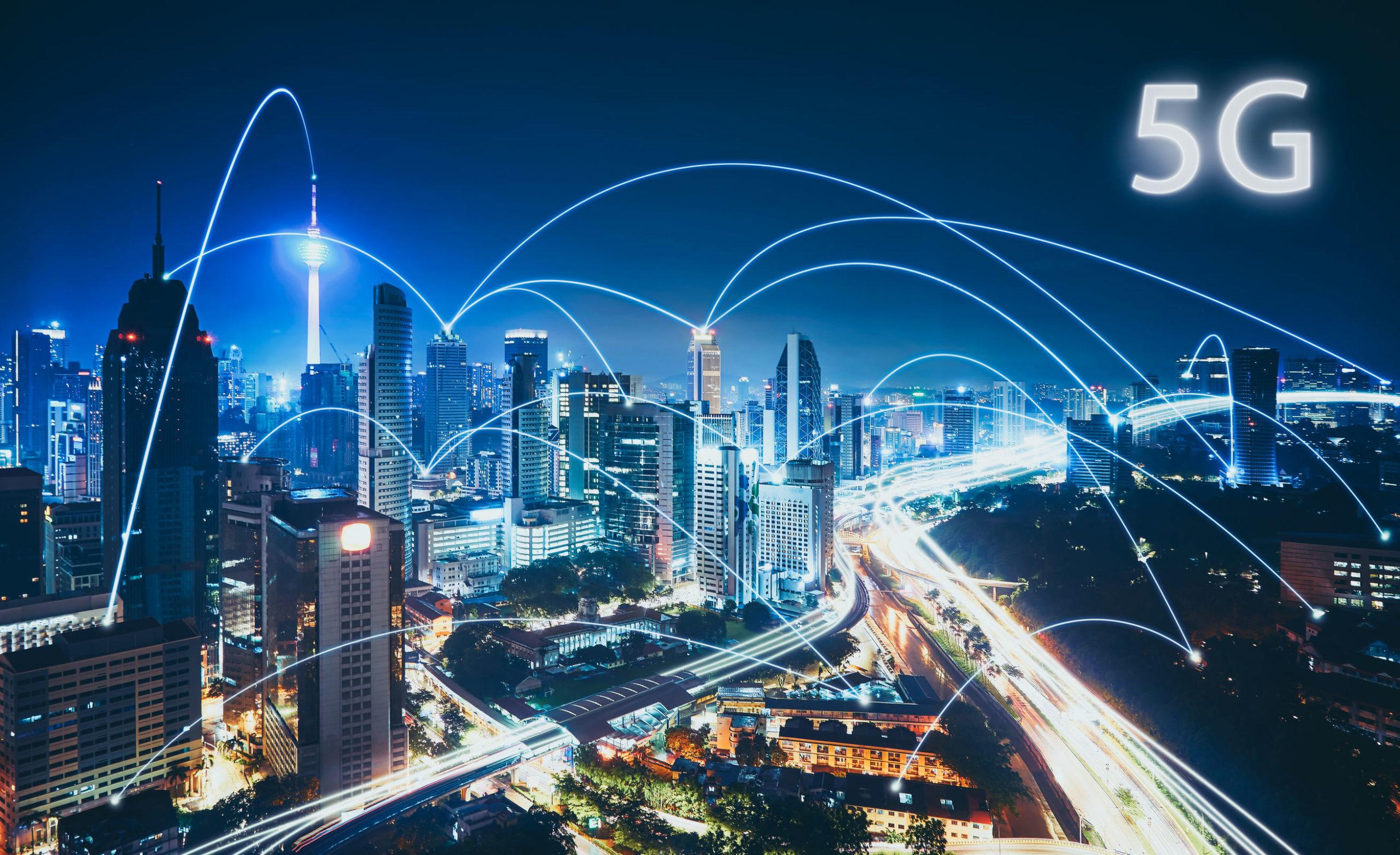 5G, la nueva revolución tecnológica