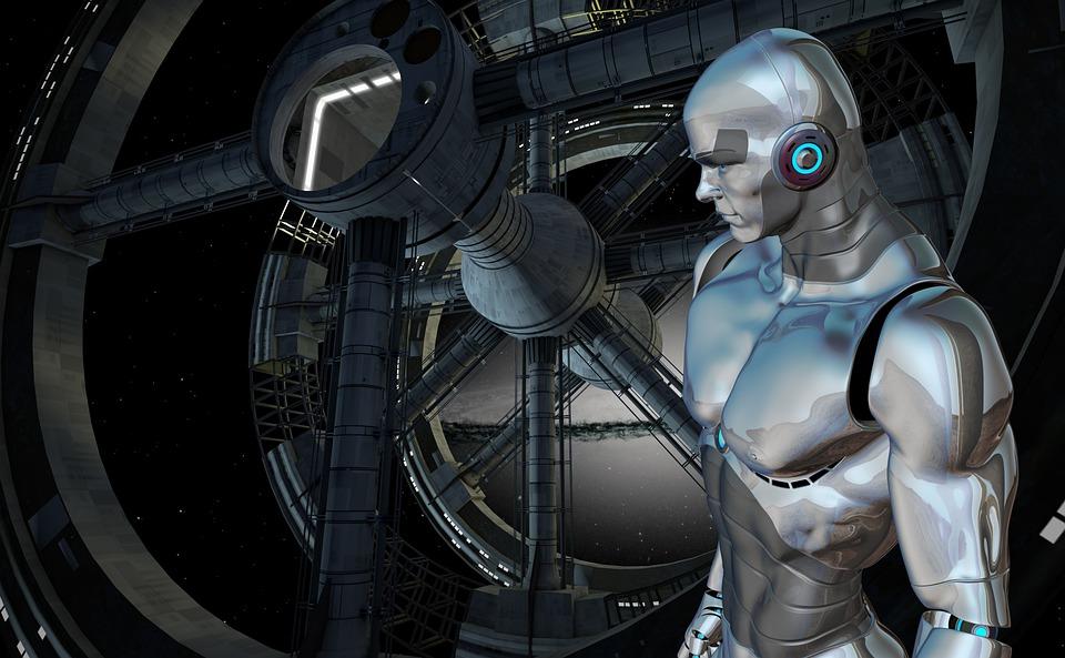 La inteligencia artificial hace despegar con propulsión atómica a la robótica