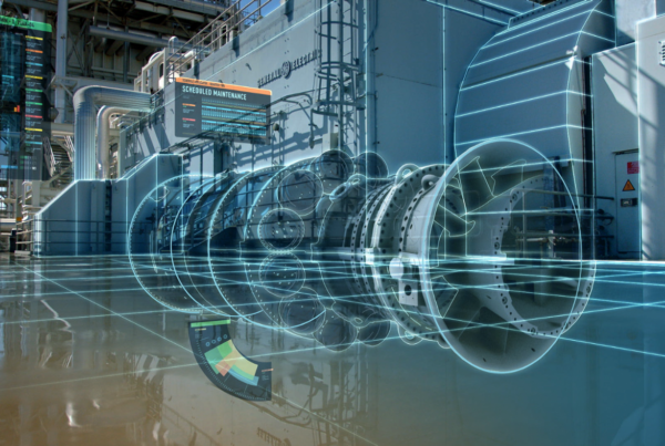 Gemelo digital de General Electric | Blog de Dynatec
